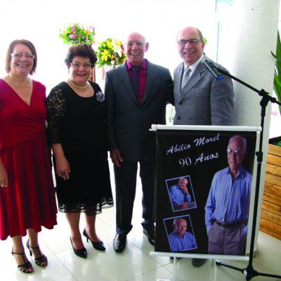 Festa 90 anos Abilio Morel
